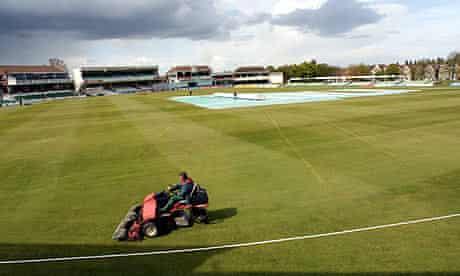 Kent County Cricket ground