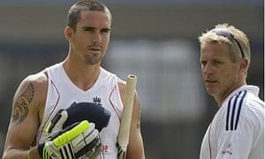 Kevin Pietersen, Peter Moores