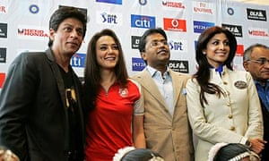 Indian Premier League launched in South Africa
