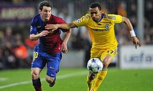 Lionel Messi, Jose Bosingwa from Portugal