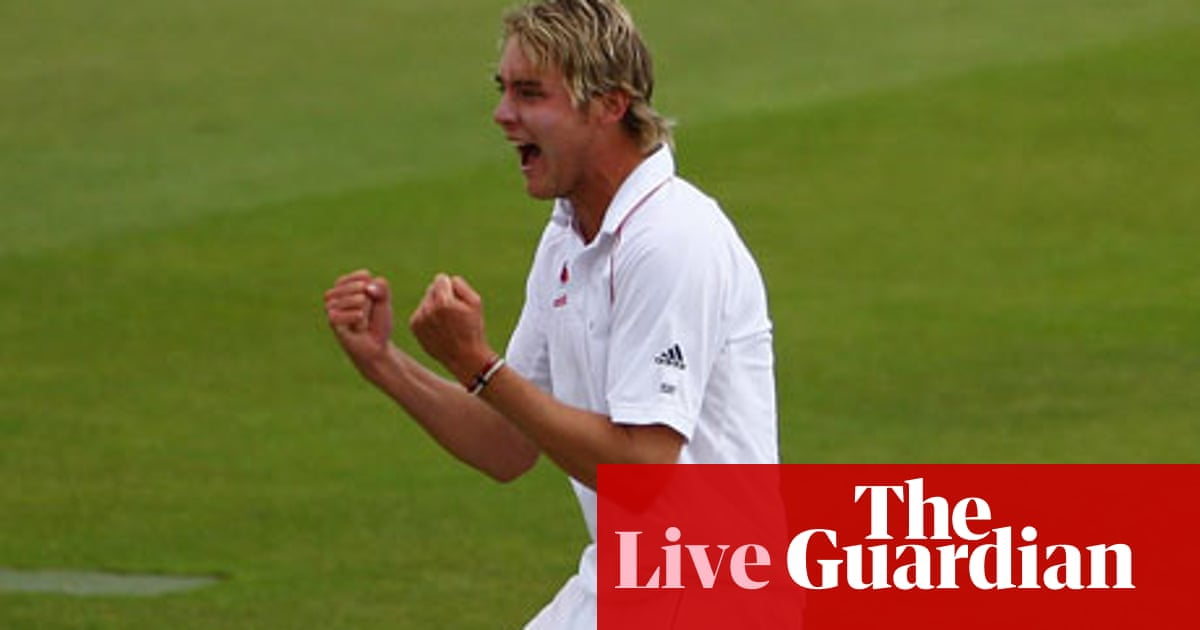 Cricket: England v West Indies - as it happened   Sport   The Guardian