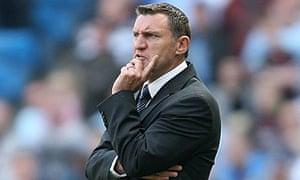 Tony Mowbray Celtic manager