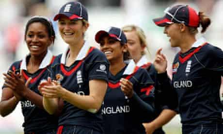 England's Charlotte Edwards