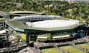 A Microworld Where The Crunch Is Of Strawberries Not Credit - Where is wimbledon