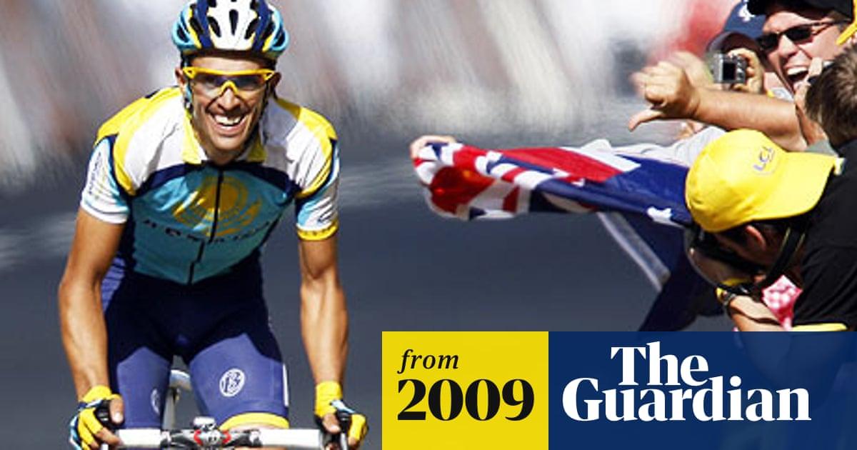 Brice Feillu Takes Tour Stage While Alberto Contador Makes