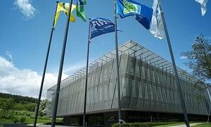 FIFA Headquarter In Zurich