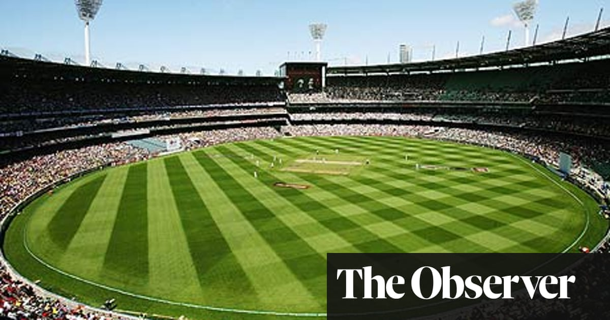 Does Size Matter For Major Cricket Grounds Sport The