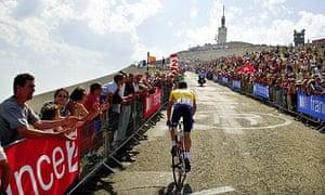 4a468d174 Tour de France  Montelimar to Mont Ventoux - as it happened