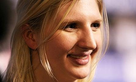 Rebecca Adlington and Team 2012 Olympics funding row