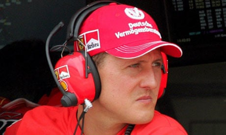 d762abf878fe9 Michael Schumacher to come out of retirement to replace Felipe Massa ...