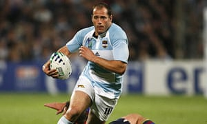 Argentina fly-half Felipe Contepomi could play in a new four-nations tournament
