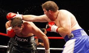 John McDermott and Tyson Fury