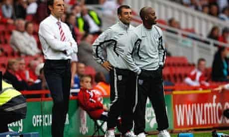 Middlesbrough v West Bromwich Albion