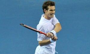 Davis Cup- Andy Murray
