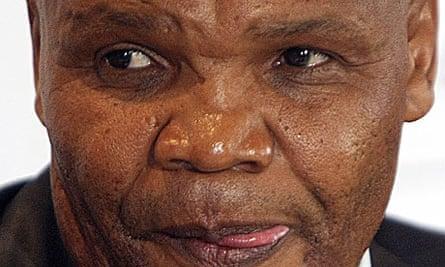 Leonard Chuene is under fire for lying in the case of Caster Semenya