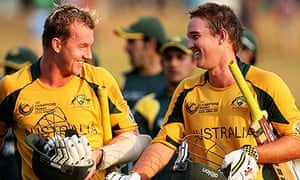 Australia To Face England In Champions Trophy Semi Finals