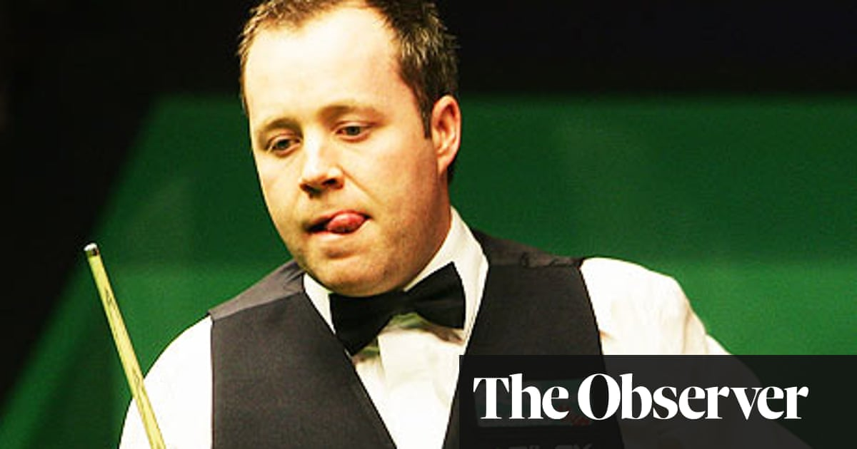 Dearth of sponsors has snooker in a back spin | Clive Everton