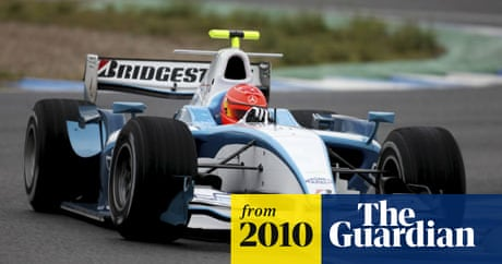 Michael Schumacher Cedes To Superstition And Switches Number Sport The Guardian