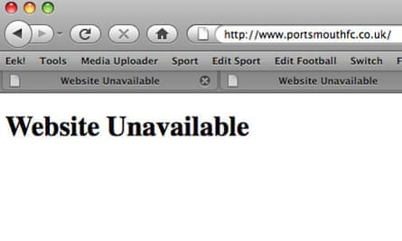 Portsmouth website