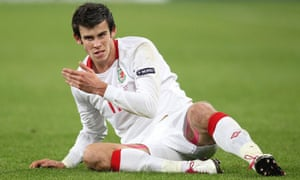 Gareth Bale v Swiss