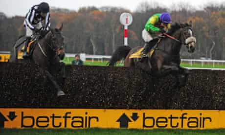 Horse Racing - The NorthWest Racing Masters Betfair Chase - Haydock Park Racecourse
