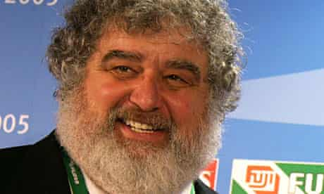 Chuck Blazer has questioned the suitability of a Qatar to host a World Cup