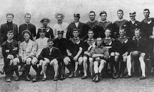 New Zealand rugby team, 1905