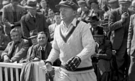 Don Bradman, Australia cricket legend