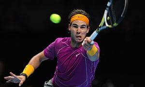 Rafael Nadal, ATP World Tour Finals