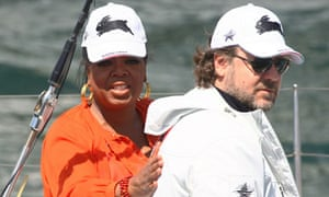Oprah Winfrey Visits Australia - Day 6