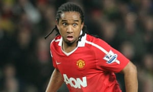 Anderson Manchester United Arsenal
