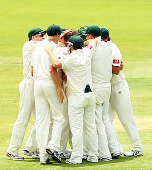Ashes 2010: Australia clinch victory at the Waca