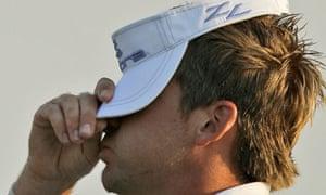 Lee Westwood, golfer