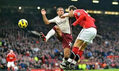 DImitar Berbatov Manchester United Sunderland
