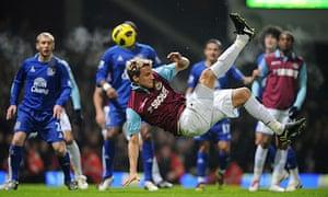 Radoslav Kovac of West Ham at Upton Park 7a8fe1e324