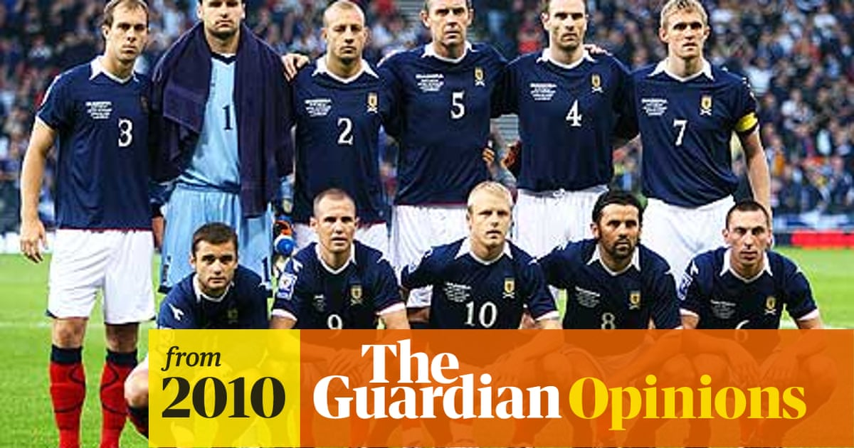 Free To Air Live Internationals Could Kill Scottish Football Scotland The Guardian