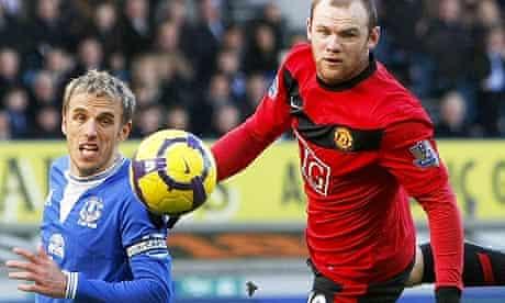 Wayne Rooney, Phil Neville