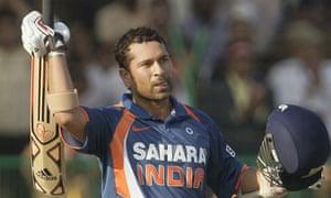 sachin tendulkar hits highest score ever in one day internationals