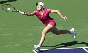Justine Henin makes swift progress at Indian Wells | Sport