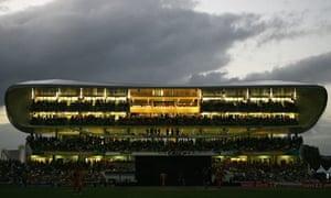 The Kensington Oval