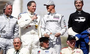 60 years of formula one