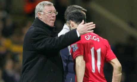 Sir Alex Ferguson, Ryan Giggs