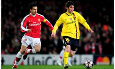 Lionel Messi and Fab