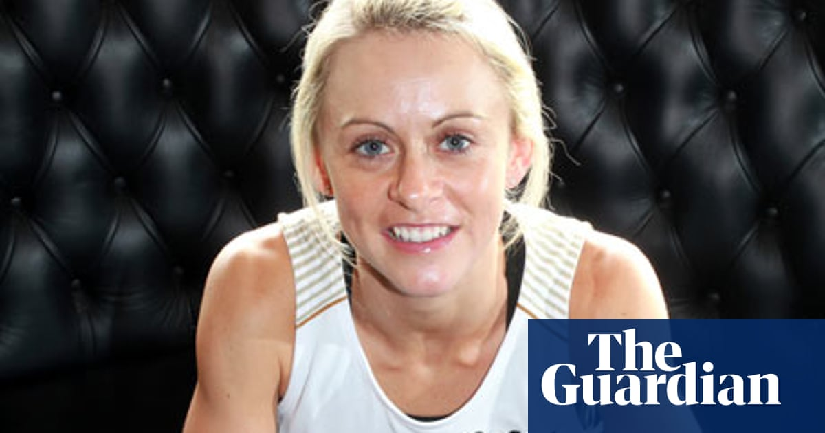 Late blooming Jenny Meadows loses the fear factor and dreams of gold