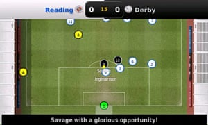 Football Manager 2010 for the iPhone