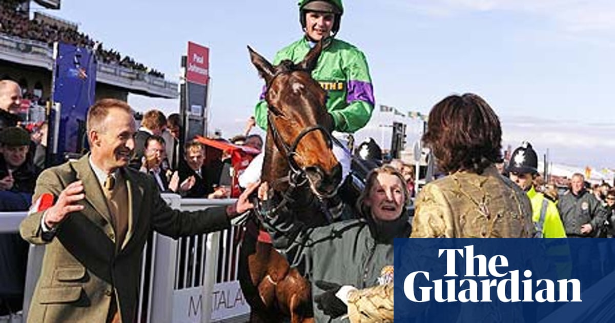 Grand national 2010 who to bet on a big bet on gas to liquid technology