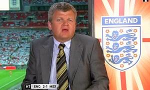 Adrian Charles on ITV