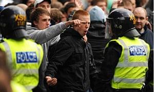 Fans at Hillsborough