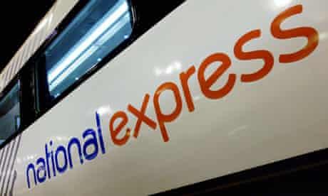national express train