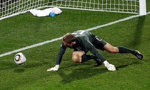 Picture of Robert  Green Familiar Moment, called Blunder